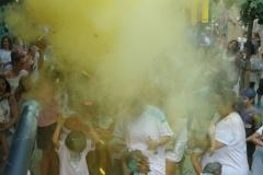 festa de colors a Sants